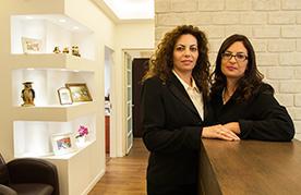 עו״ד טל שרון ועו״ד ליאת תלמי שרון | עורכת דין לגירושים בחיפה